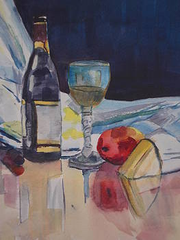 Still life  by Lynette Berry