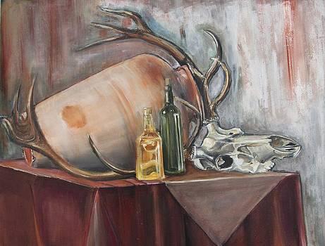 Still Life by Senol KARAKAYA