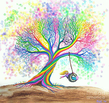 Nick Gustafson - Still MOre Rainbow Tree Dreams