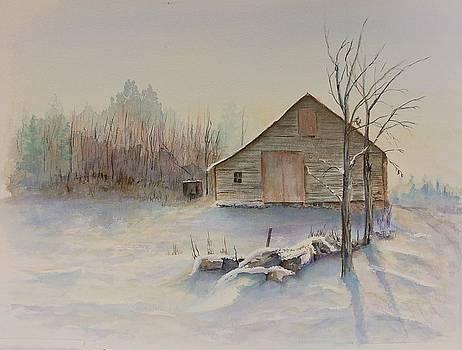 Still River Barn by Michael McGrath
