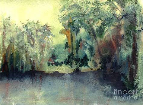 Still Waters by Mary Lynne Powers