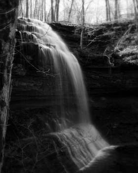 Stillhouse Hollow Falls by Jim Johnson