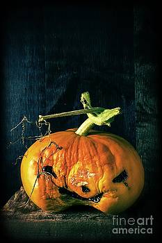 Edward Fielding - Stingy Jack - Scary Halloween Pumpkin