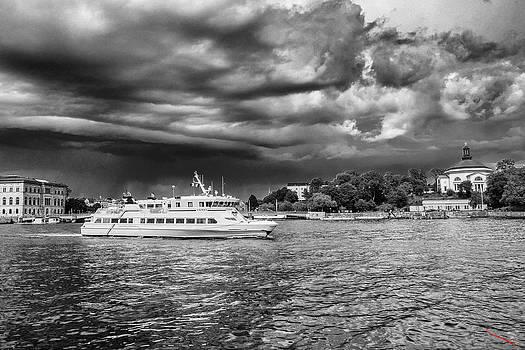 Stockholm Gota Kanal by SM Shahrokni
