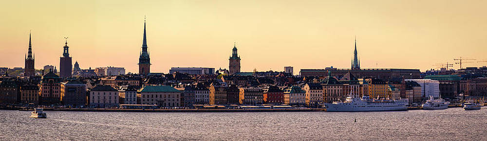 Stockholm by Marek Czaja
