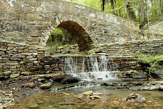 Stone bridge by Edward Hamilton