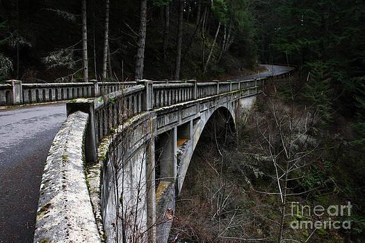 Stone Bridge by Stephanie Cooke