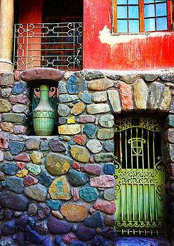 Stone Building by Cindy Bray