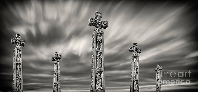 Stone Crosses by Bahadir Yeniceri