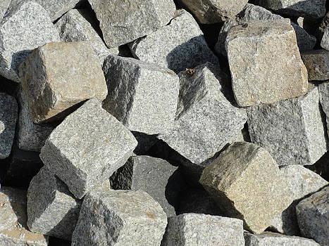Stone by Makarand Kapare