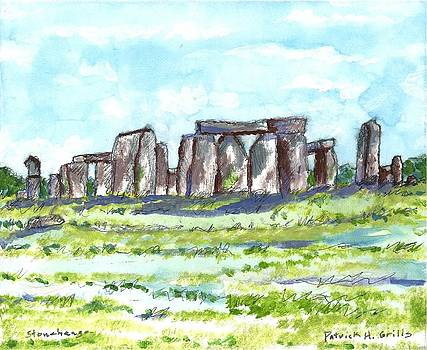 Stonehenge by Patrick Grills