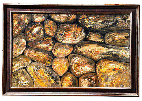 Stones by Shazia Saeed