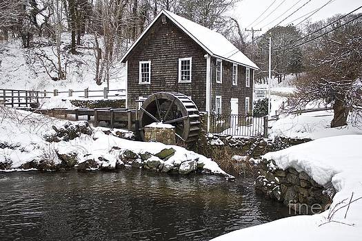 Amazing Jules - Stony Brook Grist Mill of Brewster