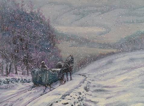 Stopping by Woods by Ken Fiery
