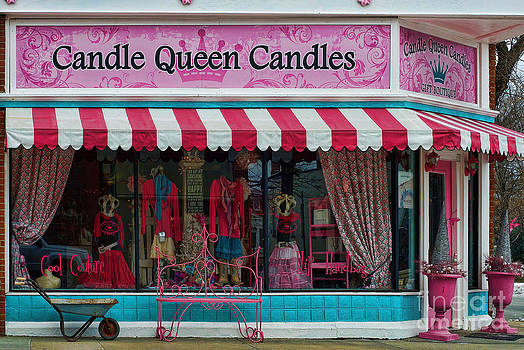 Liane Wright - Storefront - Candle Queen Candles