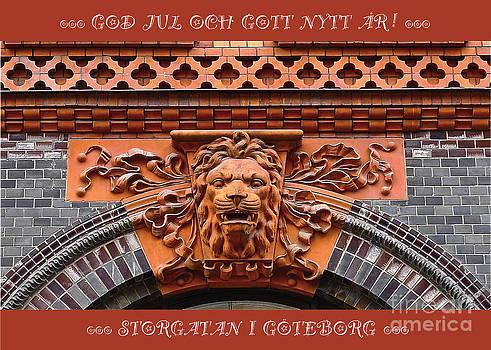 Storgatan in Gothenburg by Leif Sodergren