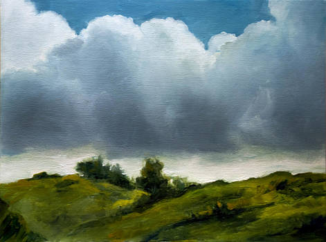 Storm Approaching by Anthony Enyedy