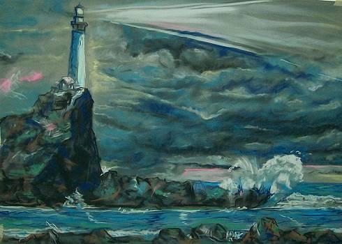 Storm Breaking by Peter Suhocke