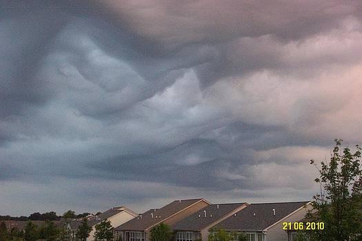 DENNY CASTO - Storm Clouds