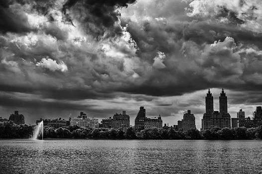 Storm Clouds Over Central Park by Edward Khutoretskiy