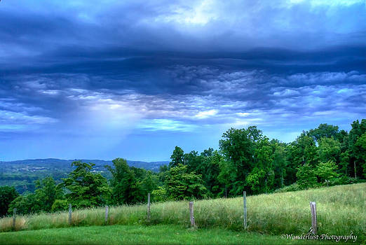 Storm Clouds by Paul Herrmann