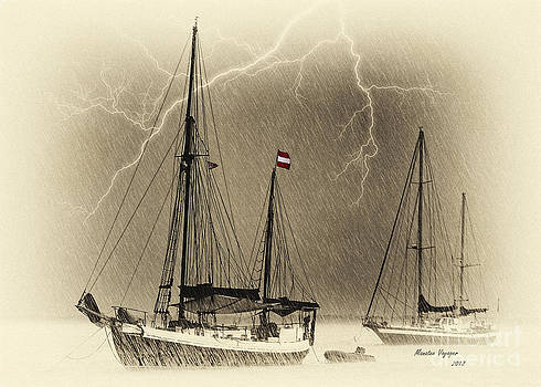 English Landscapes - Storm Force 12 Imminent