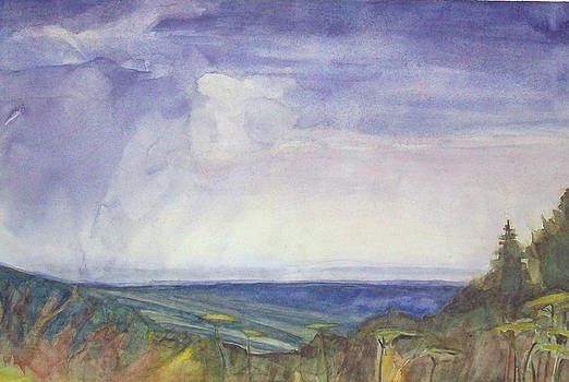 Storm Heaves - Hog Hill by Grace Keown