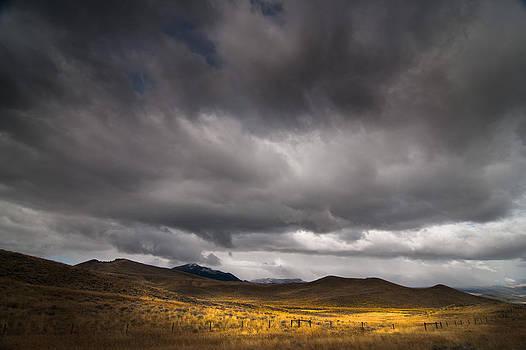 Storm Light by Larry Goss