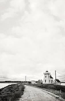 Edward Fielding - Storm Threatening a Coastal town