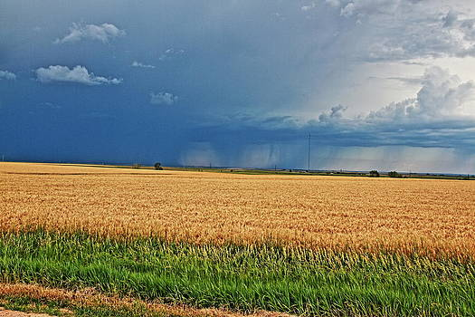 Storms On The Plains by Jason Drake