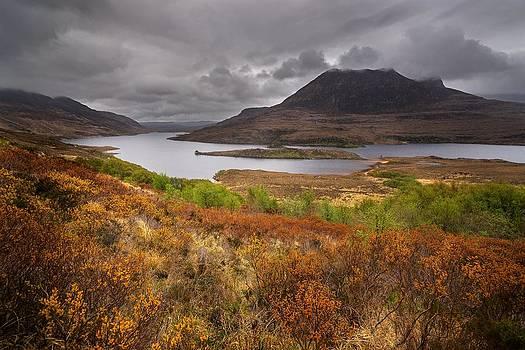 Stormy afternoon in Scotland by Maciej Markiewicz