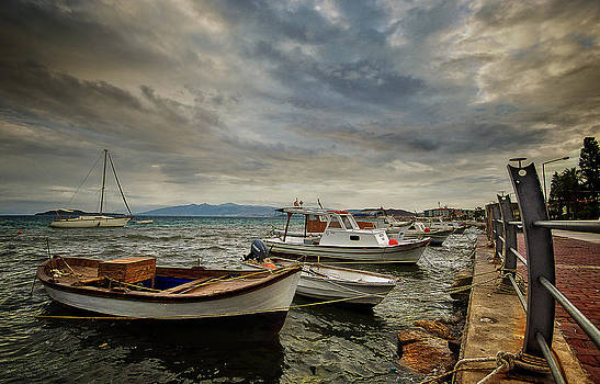 Stormy Day by Erol Hepdarcan