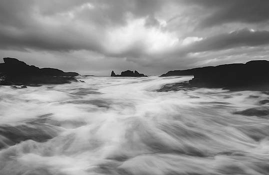 Stormy Morning by Roy  McPeak