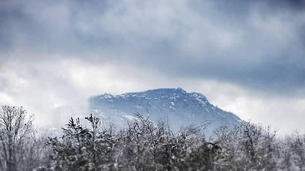 Stormy Mountain by Christine Bradley