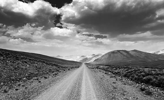 Straight Road to the Mountains by Eric Benjamin