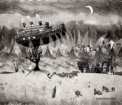 Stranded In A Strange Land by Johny Deluna