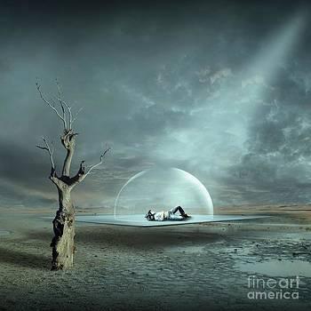 Strange Dreams Ii by Franziskus Pfleghart