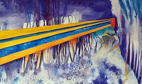 Strata # 17 by Caron Sloan Zuger