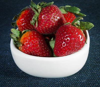 Jack R Perry - Fresh Strawberries