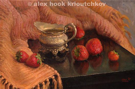 Strawberry. 2007 by Alex Hook Krioutchkov