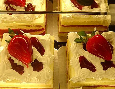 Amy Vangsgard - Strawberry cakes