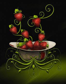 Strawberry Fancy by Katy Breen