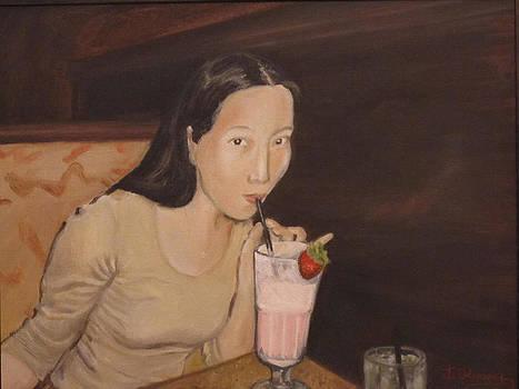 Strawberry Shake by Jeffrey Oleniacz