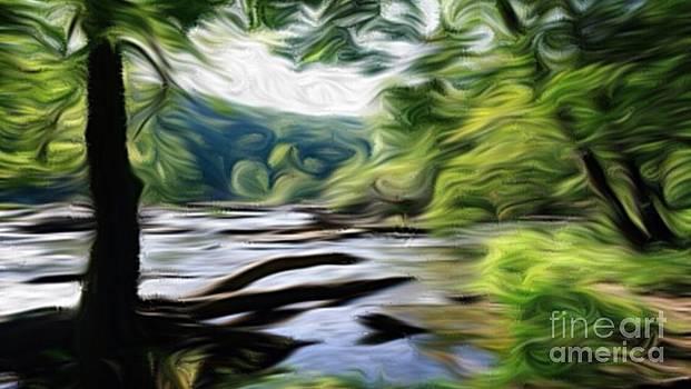 Stream of Peace by Deborah MacQuarrie