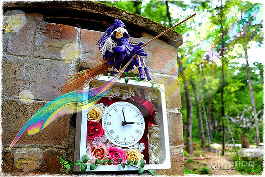 Stream of time Hana  by Vin Kitayama