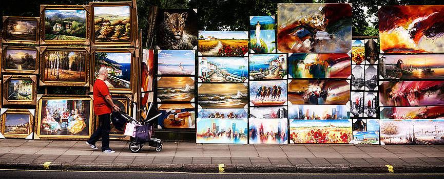 Street Art  by Brian Orlovich