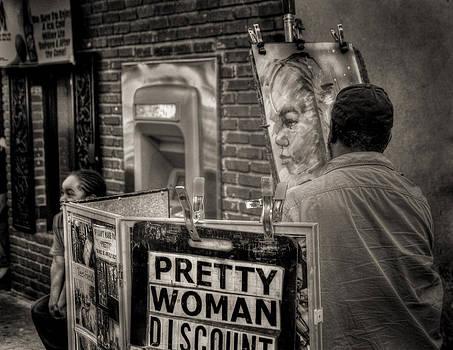 Street Artist by Teresa Moore