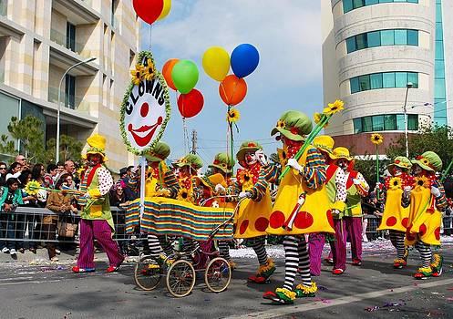 Street carnival  by Ivelina Angelova