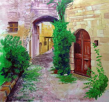 Street by Gourav Sheode
