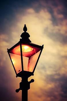 Street Lamp by Anne Macdonald